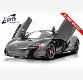 2015 McLaren 650S for sale 101487959