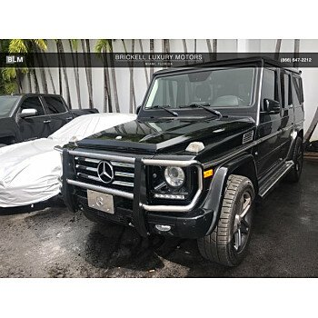 2015 Mercedes-Benz G550 for sale 101269049