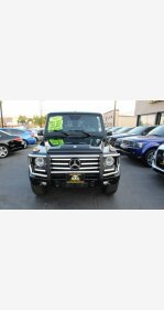 2015 Mercedes-Benz G550 for sale 101373207