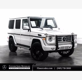 2015 Mercedes-Benz G550 for sale 101412017