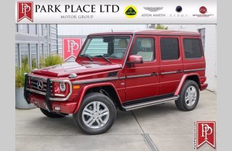 2015 Mercedes-Benz G550 for sale 101481243