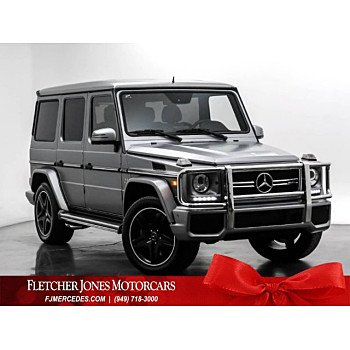 2015 Mercedes-Benz G63 AMG 4MATIC for sale 101250769
