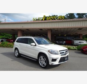 2015 Mercedes-Benz GL550 4MATIC for sale 101223681