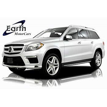 2015 Mercedes-Benz GL550 4MATIC for sale 101275489