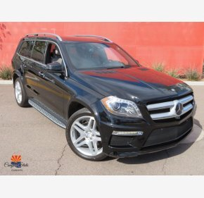 2015 Mercedes-Benz GL550 for sale 101462906