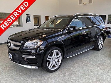 2015 Mercedes-Benz GL550 for sale 101552915