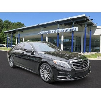 2015 Mercedes-Benz S550 Sedan for sale 100984014