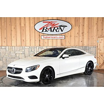 2015 Mercedes-Benz S550 4MATIC Coupe for sale 101088137