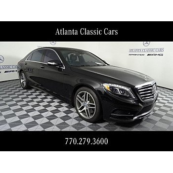 2015 Mercedes-Benz S550 4MATIC Sedan for sale 101093722