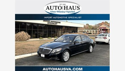 2015 Mercedes-Benz S550 Sedan for sale 101065642