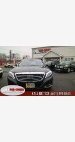 2015 Mercedes-Benz S550 4MATIC Sedan for sale 101092446