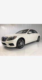 2015 Mercedes-Benz S550 4MATIC Sedan for sale 101095696