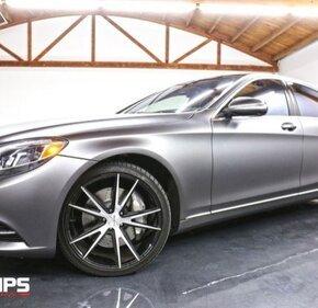 2015 Mercedes-Benz S550 Sedan for sale 101095827