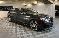 2015 Mercedes-Benz S550 Sedan for sale 101104187