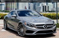 2015 Mercedes-Benz S550 4MATIC Coupe for sale 101116447