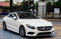 2015 Mercedes-Benz S550 4MATIC Coupe for sale 101126020