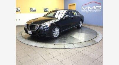 2015 Mercedes-Benz S550 4MATIC Sedan for sale 101126787