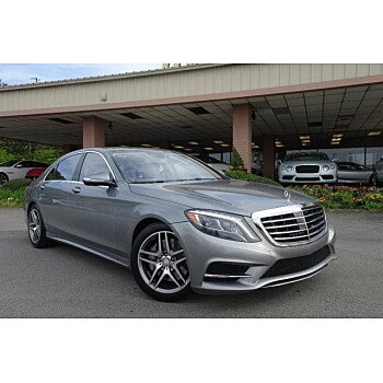 2015 Mercedes-Benz S550 4MATIC Sedan for sale 101156696