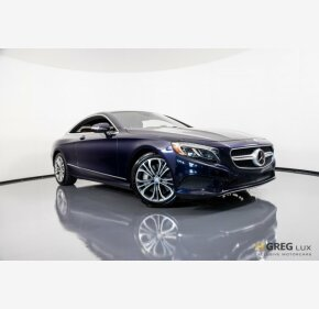 2015 Mercedes-Benz S550 4MATIC Coupe for sale 101171058