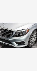 2015 Mercedes-Benz S550 Sedan for sale 101177984