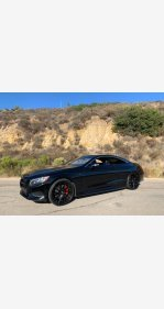 2015 Mercedes-Benz S550 4MATIC Coupe for sale 101216354