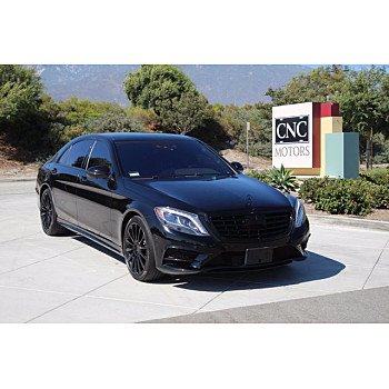 2015 Mercedes-Benz S550 for sale 101356904