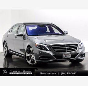 2015 Mercedes-Benz S550 for sale 101357541
