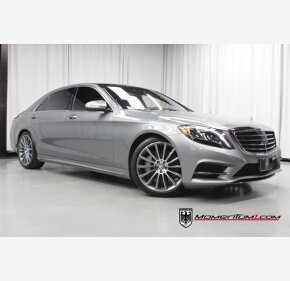2015 Mercedes-Benz S550 for sale 101409508
