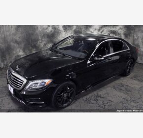2015 Mercedes-Benz S550 for sale 101410853