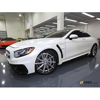 2015 Mercedes-Benz S63 AMG 4MATIC Coupe for sale 101053644