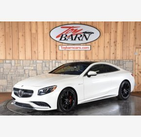 2015 Mercedes-Benz S63 AMG 4MATIC Coupe for sale 101087081