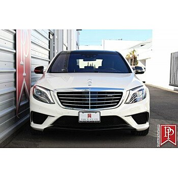 2015 Mercedes-Benz S63 AMG 4MATIC Sedan for sale 101143568