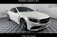2015 Mercedes-Benz S63 AMG 4MATIC Coupe for sale 101205595