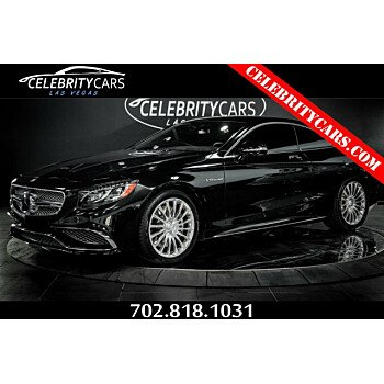 2015 Mercedes-Benz S65 AMG Coupe for sale 101108704