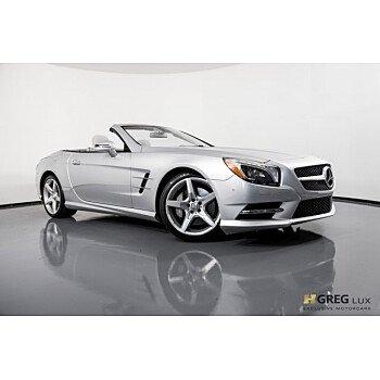 2015 Mercedes-Benz SL550 for sale 101172408
