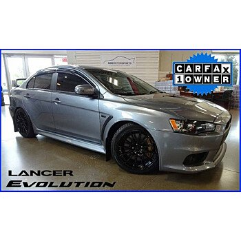 2015 Mitsubishi Lancer Evolution GSR for sale 101042684