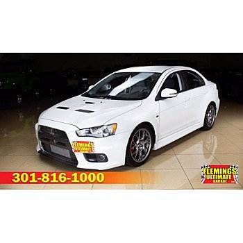 2015 Mitsubishi Lancer Evolution for sale 101337197
