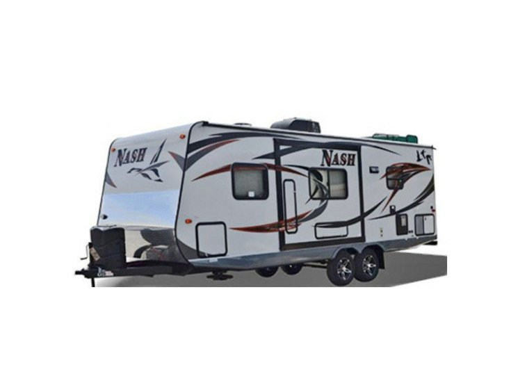 2015 Northwood Nash 23D specifications