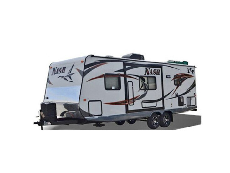 2015 Northwood Nash 24M specifications