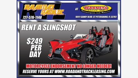 2015 Polaris Slingshot SL for sale 200606204