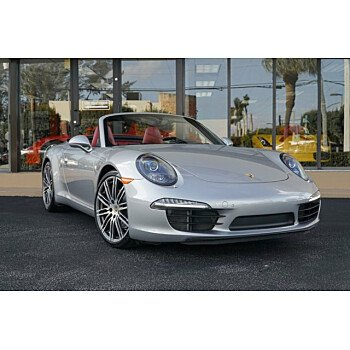 2015 Porsche 911 Cabriolet for sale 101071369