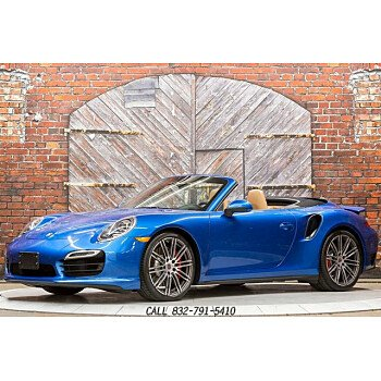 2015 Porsche 911 Cabriolet for sale 101103201