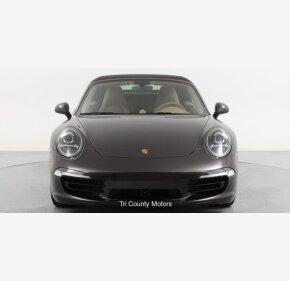 2015 Porsche 911 Carrera Cabriolet for sale 101053857