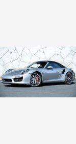 2015 Porsche 911 Cabriolet for sale 101077481