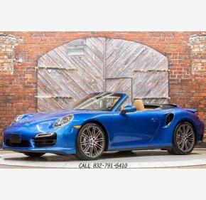 2015 Porsche 911 Cabriolet for sale 101103201