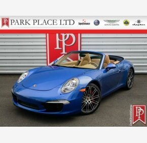 2015 Porsche 911 Cabriolet for sale 101106575