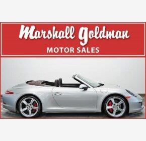2015 Porsche 911 Cabriolet for sale 101112406