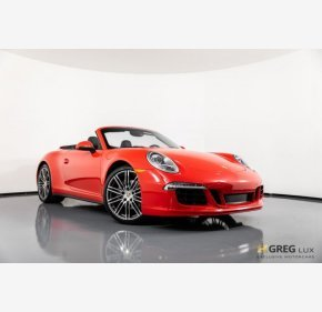 2015 Porsche 911 Carrera Cabriolet for sale 101131755