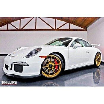 2015 Porsche 911 GT3 Coupe for sale 101155707