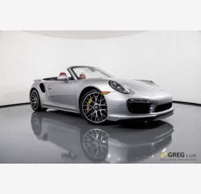 2015 Porsche 911 Cabriolet for sale 101190128
